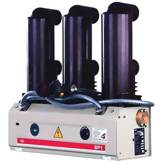 Представлены 3 варианта принципиальных схем приводов вакуумных выключателей ВР0 и ВР1. переменный, постоянный ток 220...